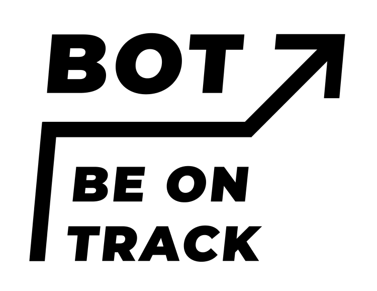 Be On Track Logo